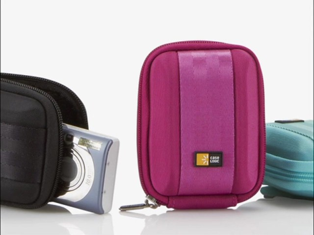 Case Logic Compact Camera case - image 9 from the video