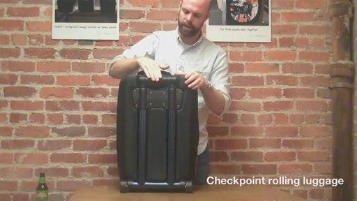 Timbuk2  Checkpoint - image 2 from the video