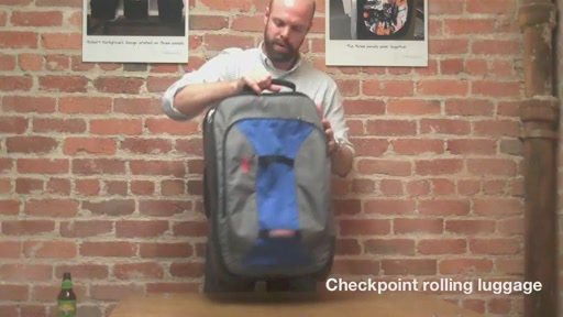 Timbuk2  Checkpoint - image 3 from the video