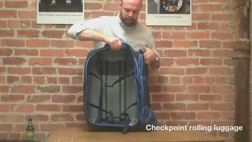 Timbuk2  Checkpoint - image 8 from the video