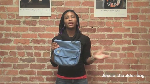 Timbuk2 Jessie Shoulder Bag  - image 2 from the video