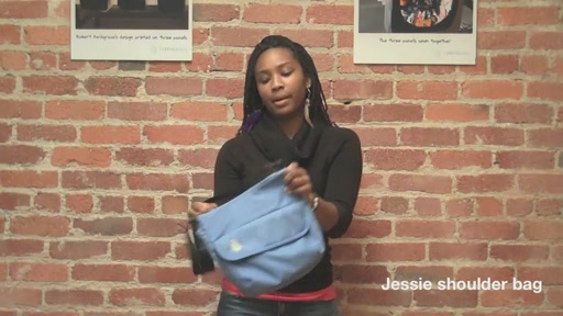 Timbuk2 Jessie Shoulder Bag  - image 6 from the video