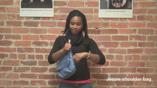Timbuk2 Jessie Shoulder Bag  - image 9 from the video