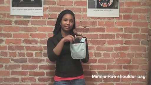 Timbuk2 Minnie Rae Shoulder Bag  - image 10 from the video