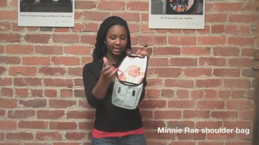 Timbuk2 Minnie Rae Shoulder Bag  - image 8 from the video