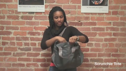 Timbuk2 Scrunchie Tote - image 9 from the video