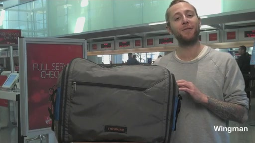 Timbuk2 Wingman Travel Duffel  - image 1 from the video