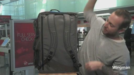 Timbuk2 Wingman Travel Duffel  - image 3 from the video