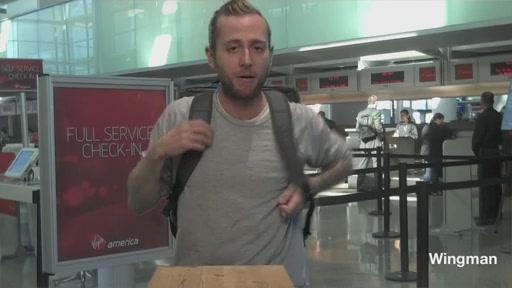 Timbuk2 Wingman Travel Duffel  - image 4 from the video