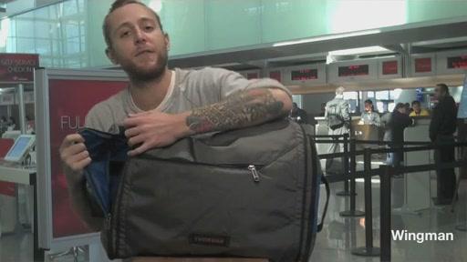 Timbuk2 Wingman Travel Duffel  - image 6 from the video