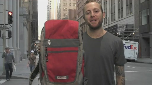 Timbuk2 Zeitgeist Laptop Backpack - image 1 from the video