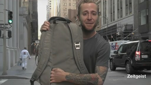 Timbuk2 Zeitgeist Laptop Backpack - image 10 from the video