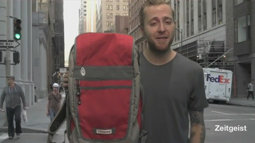Timbuk2 Zeitgeist Laptop Backpack - image 2 from the video