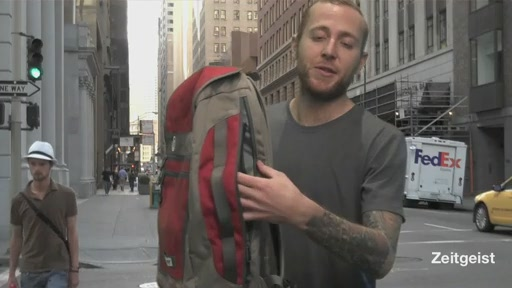 Timbuk2 Zeitgeist Laptop Backpack - image 3 from the video