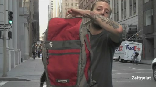 Timbuk2 Zeitgeist Laptop Backpack - image 4 from the video