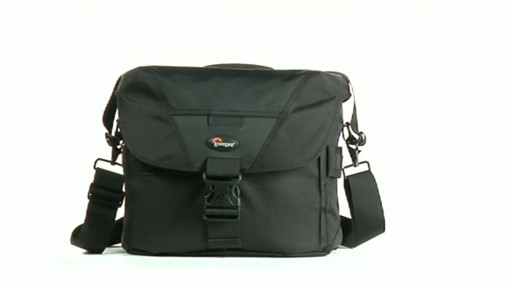 Lowepro Stealth Camera Bags - image 1 from the video