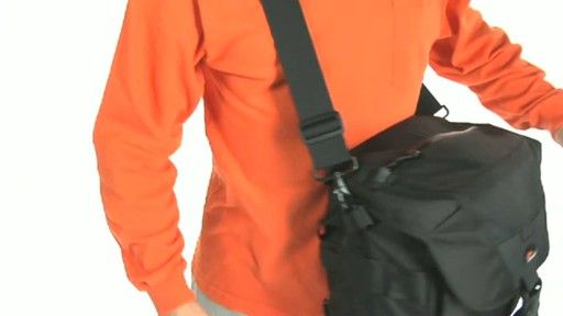 Lowepro Stealth Camera Bags - image 2 from the video