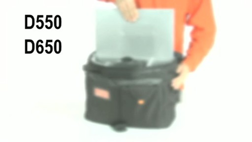 Lowepro Stealth Camera Bags - image 3 from the video