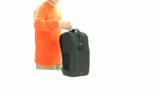 Lowepro Flipside Demonstration - image 3 from the video