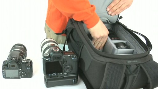 Lowepro Flipside Demonstration - image 5 from the video