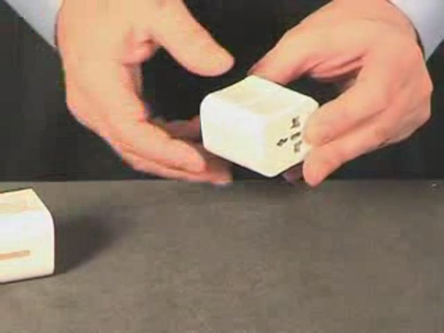 Travelon: Universal Adapter Plug  - image 3 from the video