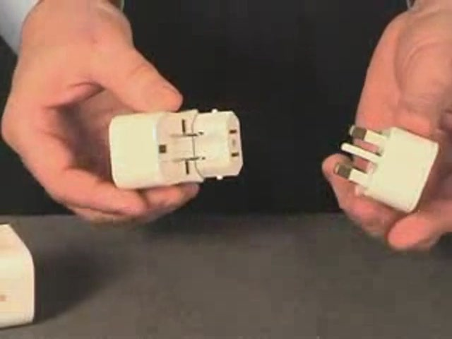 Travelon: Universal Adapter Plug  - image 5 from the video