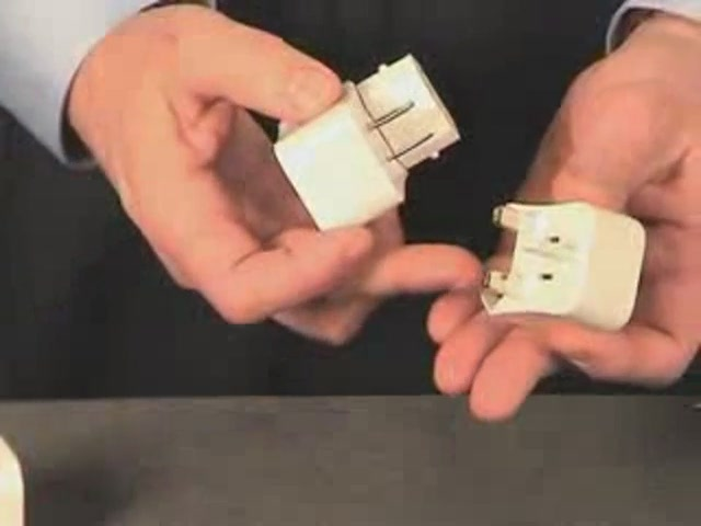 Travelon: Universal Adapter Plug  - image 6 from the video