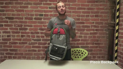 Timbuk2 Pisco Backpack - image 10 from the video
