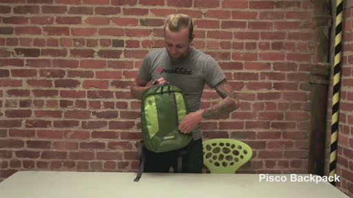 Timbuk2 Pisco Backpack - image 6 from the video