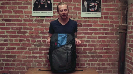 Timbuk2 H.A.L Laptop Backpack - image 1 from the video