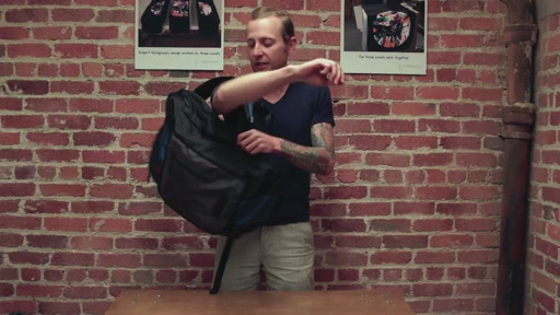 Timbuk2 H.A.L Laptop Backpack - image 10 from the video