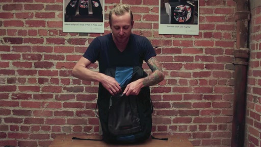 Timbuk2 H.A.L Laptop Backpack - image 2 from the video