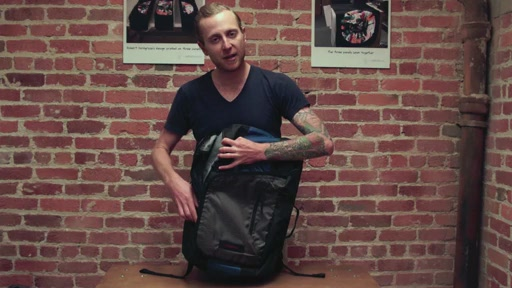 Timbuk2 H.A.L Laptop Backpack - image 3 from the video