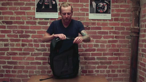 Timbuk2 H.A.L Laptop Backpack - image 4 from the video