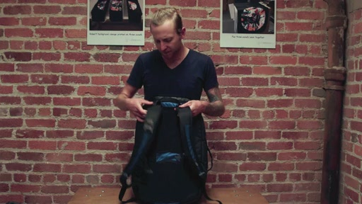 Timbuk2 H.A.L Laptop Backpack - image 6 from the video