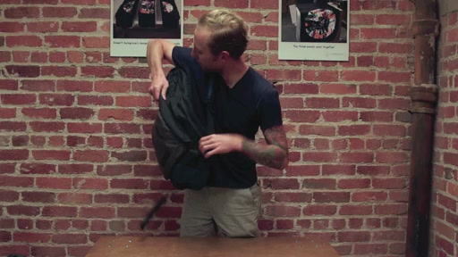 Timbuk2 H.A.L Laptop Backpack - image 9 from the video