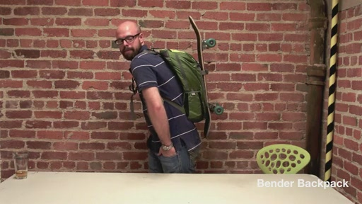 Timbuk2 Bender Laptop Backpack - image 1 from the video