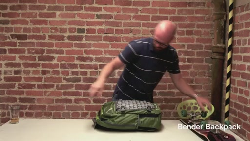 Timbuk2 Bender Laptop Backpack - image 3 from the video