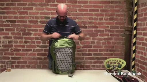Timbuk2 Bender Laptop Backpack - image 4 from the video