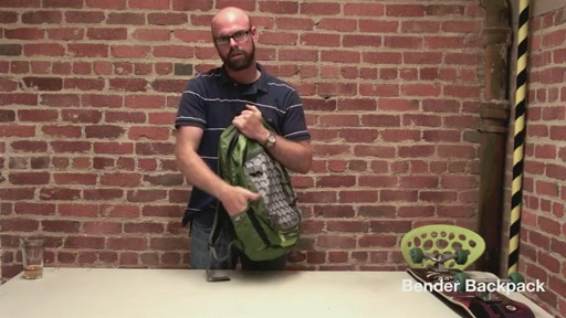Timbuk2 Bender Laptop Backpack - image 6 from the video