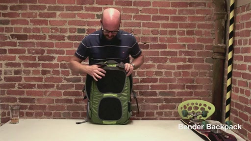 Timbuk2 Bender Laptop Backpack - image 7 from the video