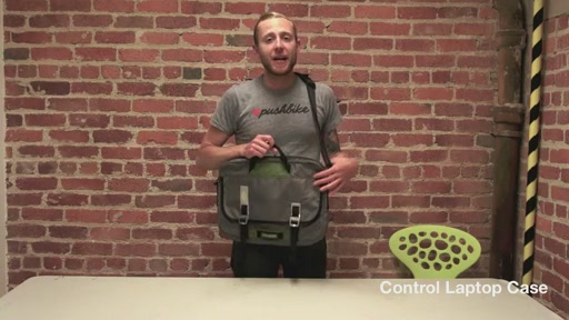 Timbuk2 Control Laptop Case - image 1 from the video