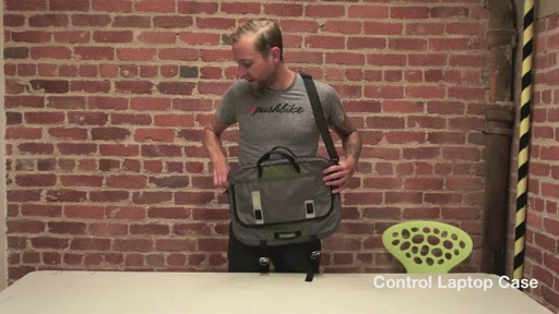 Timbuk2 Control Laptop Case - image 3 from the video