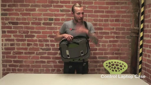 Timbuk2 Control Laptop Case - image 4 from the video