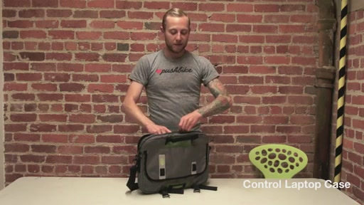 Timbuk2 Control Laptop Case - image 5 from the video
