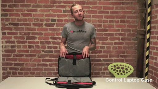 Timbuk2 Control Laptop Case - image 6 from the video