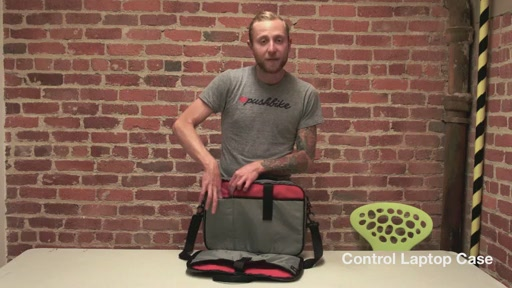 Timbuk2 Control Laptop Case - image 7 from the video