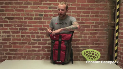 Timbuk2 Phoenix Backpack - image 1 from the video