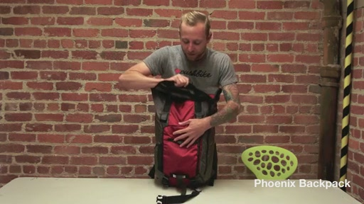 Timbuk2 Phoenix Backpack - image 2 from the video