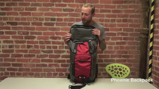 Timbuk2 Phoenix Backpack - image 3 from the video